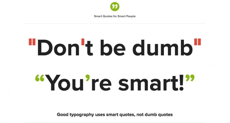 quote correct