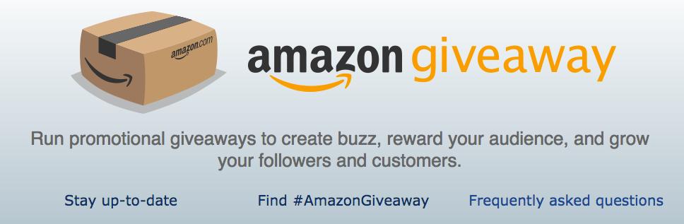 Amazon give away