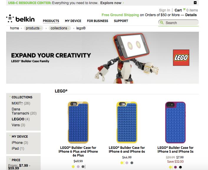Lego & Belkin_