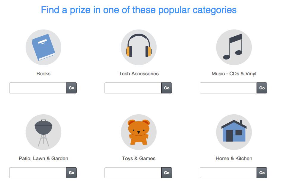 find in popular categories