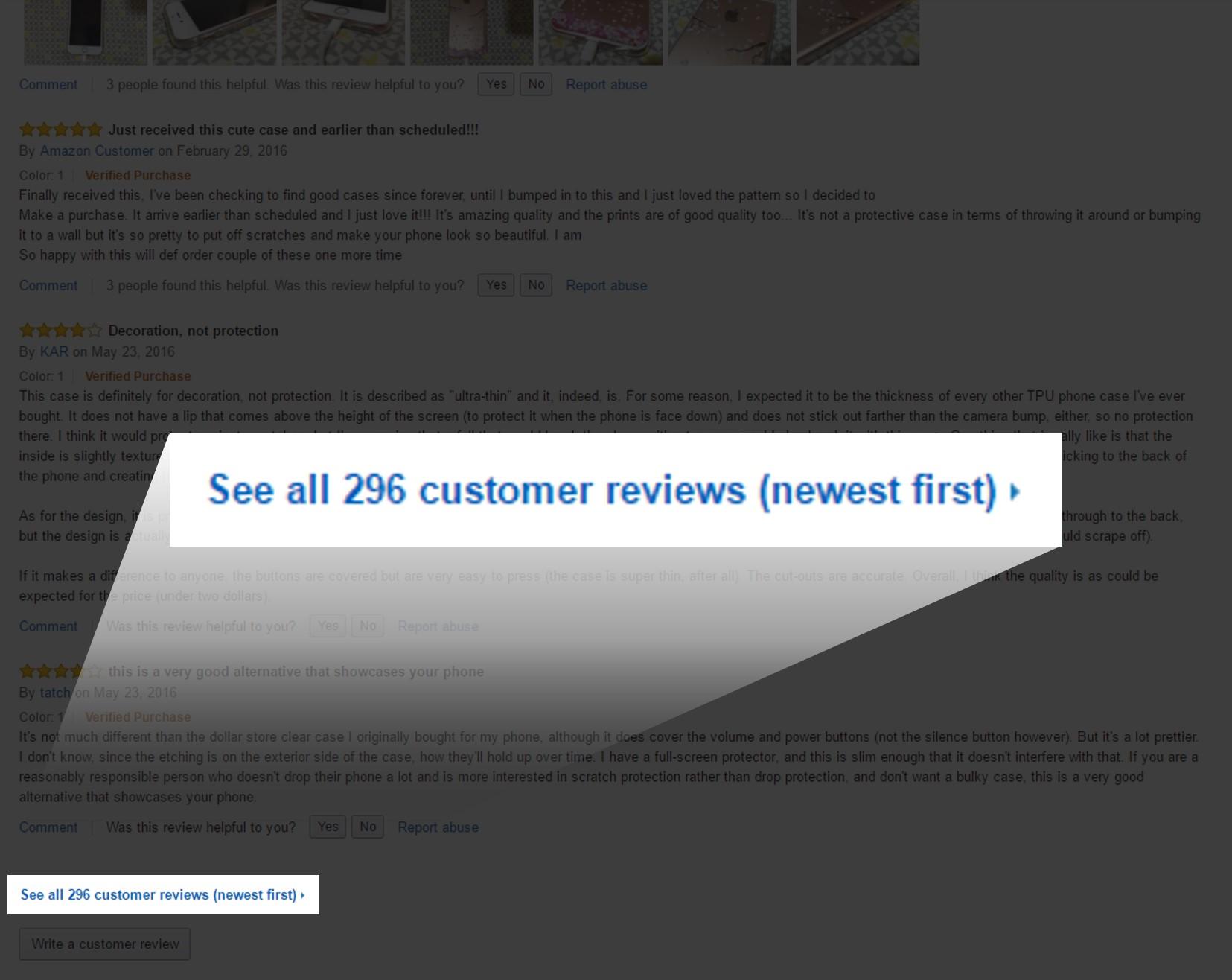 點擊See all ## customer reviews.