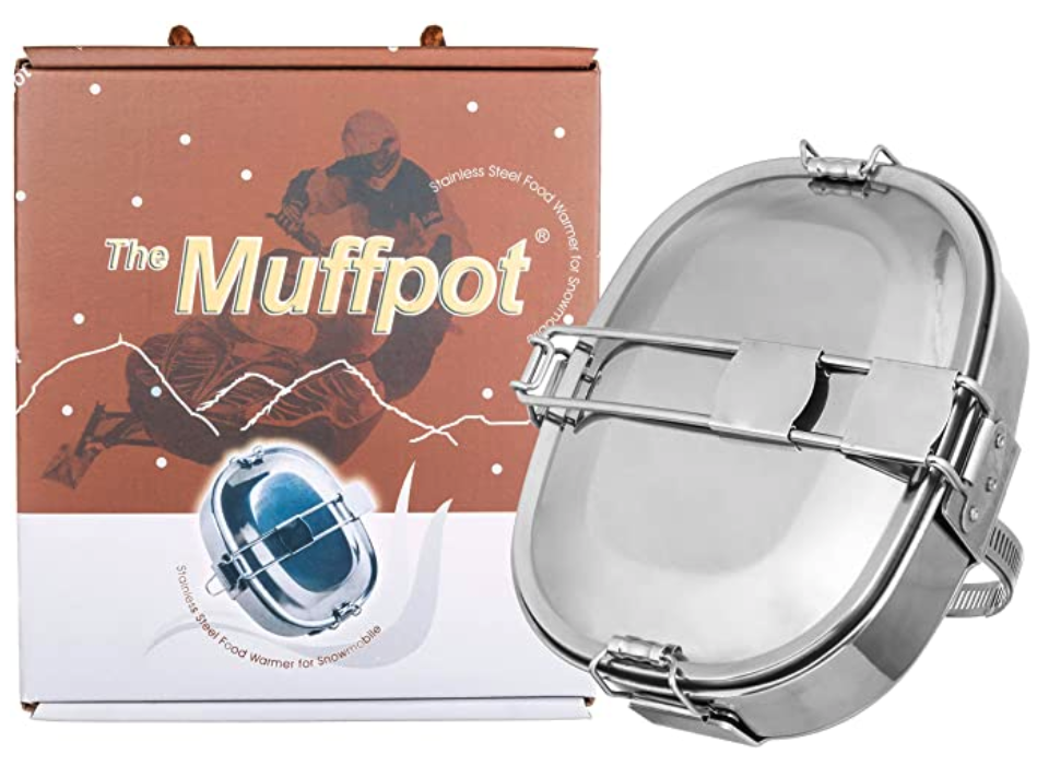 Muffpot-cover
